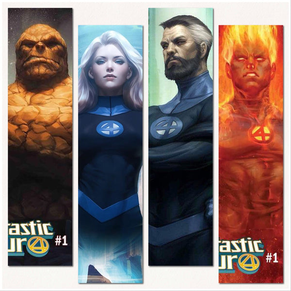 Fantastic Four #1 - Standard & Artgerm Variant (Set of 5)