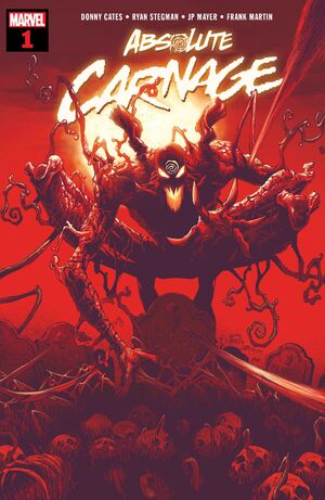 Absolute Carnage #1 - 1st Print Special Offer Price