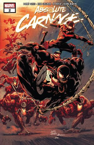 Absolute Carnage #2 - 1st Print Special Offer Price