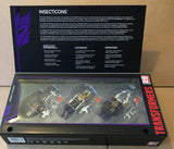 Transformers Generations - Insecticons Platinum Edition 3 Pack