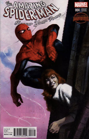 The Amazing Spider-Man: Renew Your Vows #4 - 1:25 Dell'Otto Variant