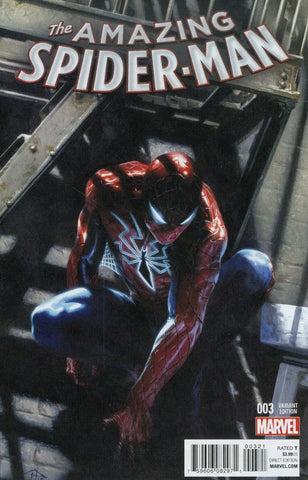 The Amazing Spider-Man #3 - 1:25 Dell'Otto Variant