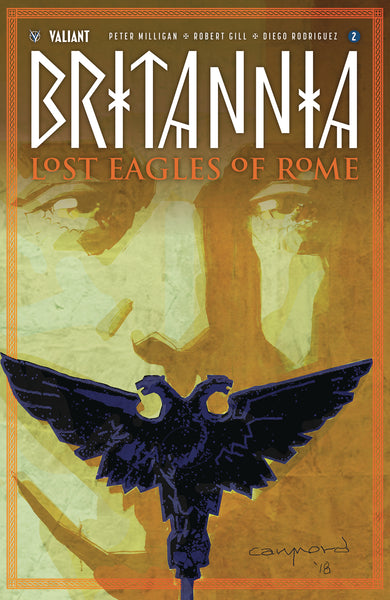 Britannia Lost Eagles of Rome #2