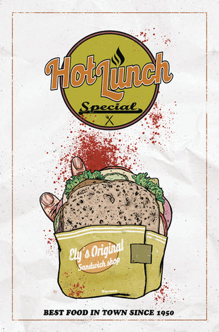 Hot Lunch Special #1
