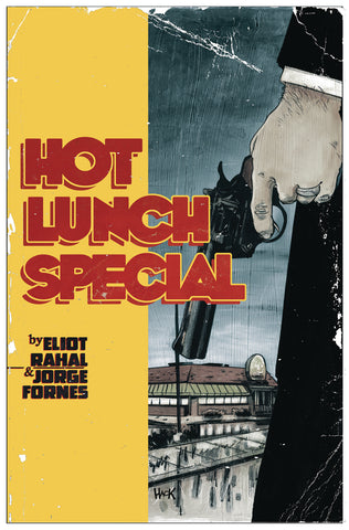 Hot Lunch Special #1 (Hack Variant Edition)