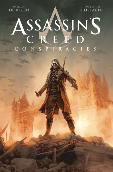 Assassins Creed Conspiracies #1