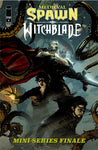 Medieval Spawn Witchblade #4