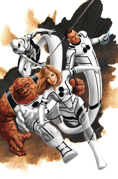 Amazing Spider-Man #3- Epting Return of Fantastic Four Variant