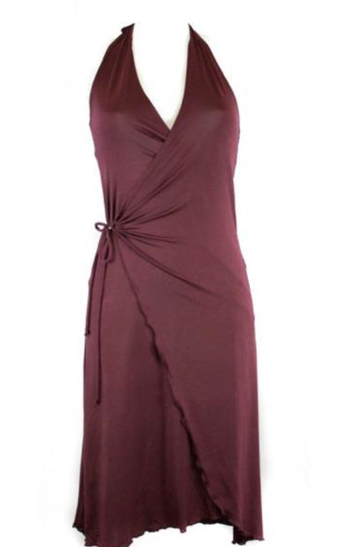 Collection Gantlé  Robe Soramus Bordeaux