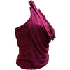 TI Top long bordeaux