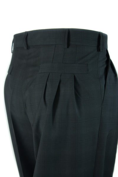 Collection Gantlé Pantalon Apollo Quadri Nero