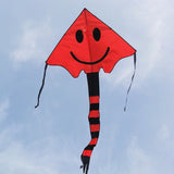 Children's Kite Smiley Face 30m line