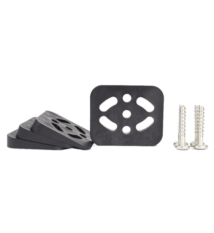 Slingshot Half Strap Foot Hook Shim Set