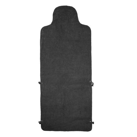 Ion waterproof seat towel