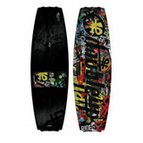 Double Up Cliche 142 wakeboard package with Alias bindings