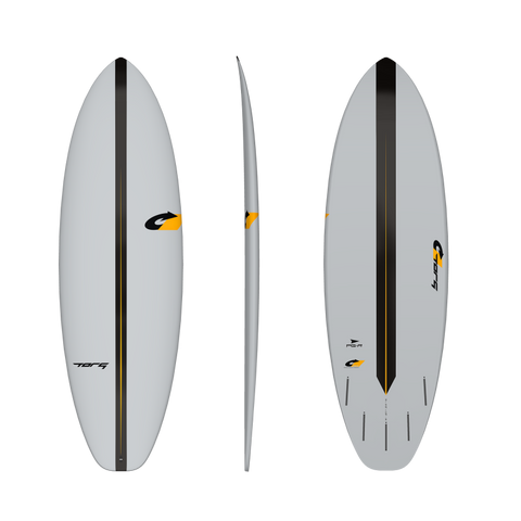 Torq act PG-R surfboard