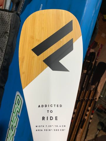 Fanatic Bamboo 50 Carbon SUP Paddle 2020