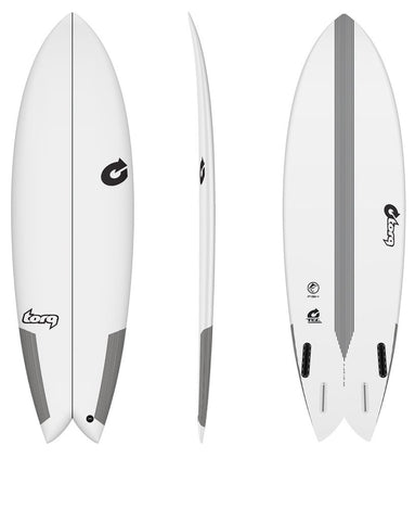 Torq Tec Fish Surfboard
