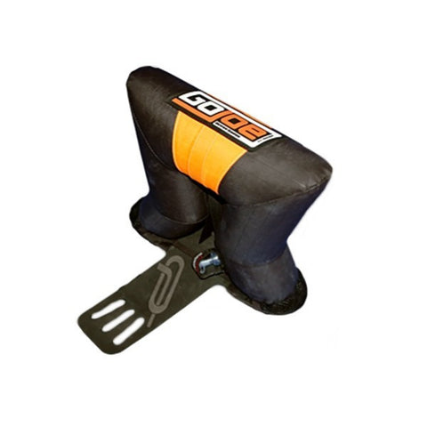Ocean Rodeo GoJoe Board Recovery (Orange)