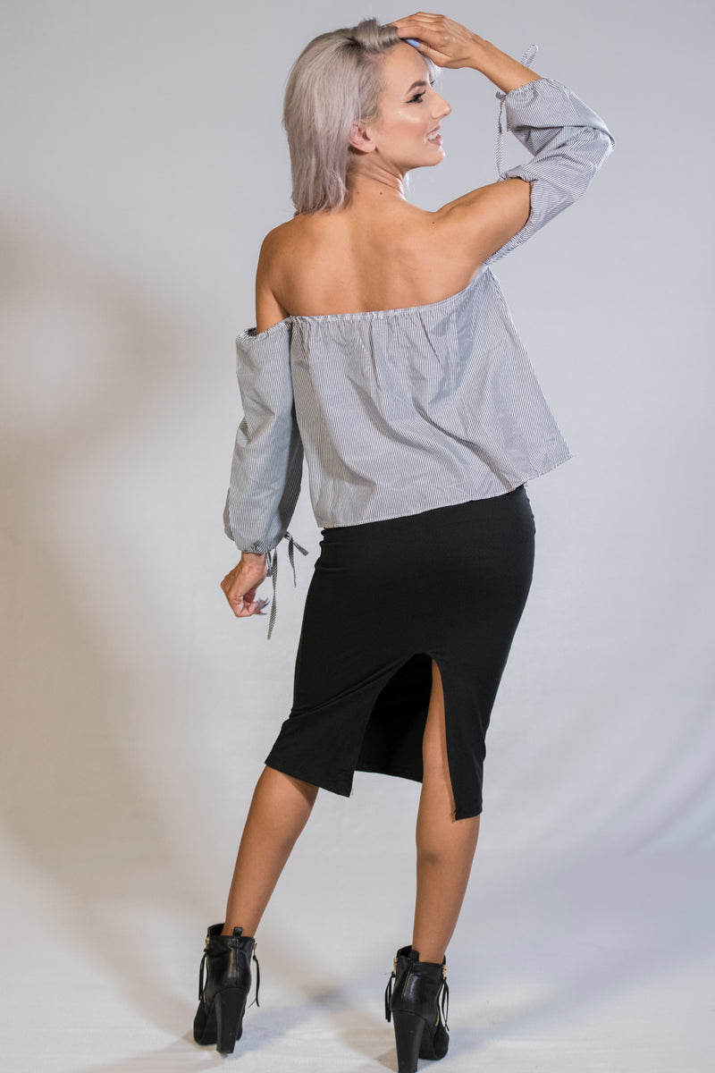 Monica Off Shoulder Blouse