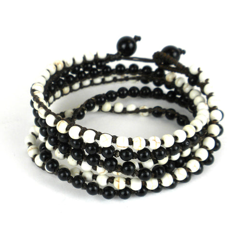 Shadow & Light Layers Bracelet