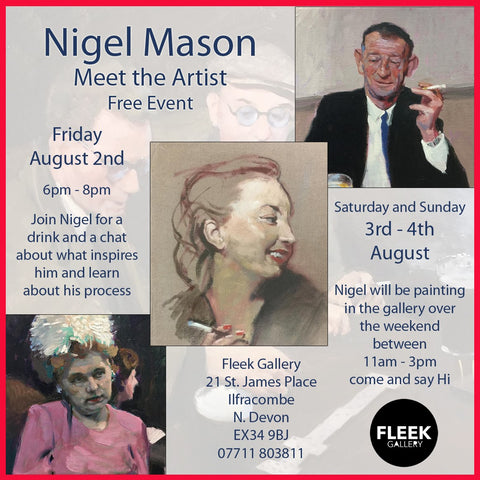 Meet Nigel Mason