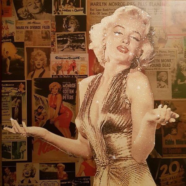 Best Mates Marilyn Monroe Jason Pengelly