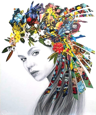 Raffaella-Bertolini-warriors-and-flowers