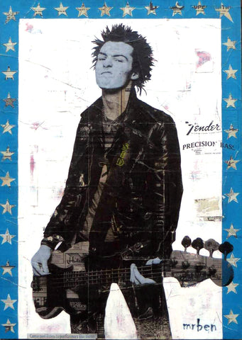 Precision Bass Mr. Ben Sid Vicious