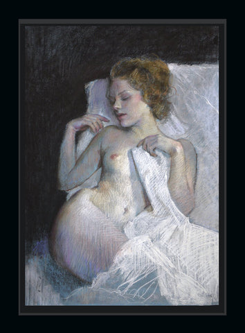 Nigel Mason sleeping woman