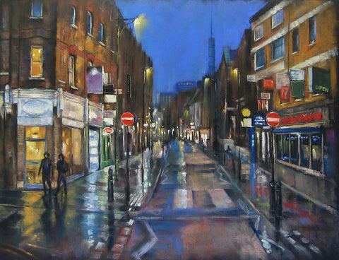 Rainy Night, Brick Lane