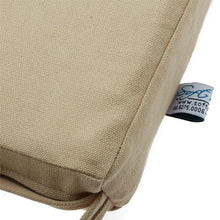 Nệm Ngồi Thiền 405 Silence Canvas Square Seat Pad 40x40x5cm (Beige)