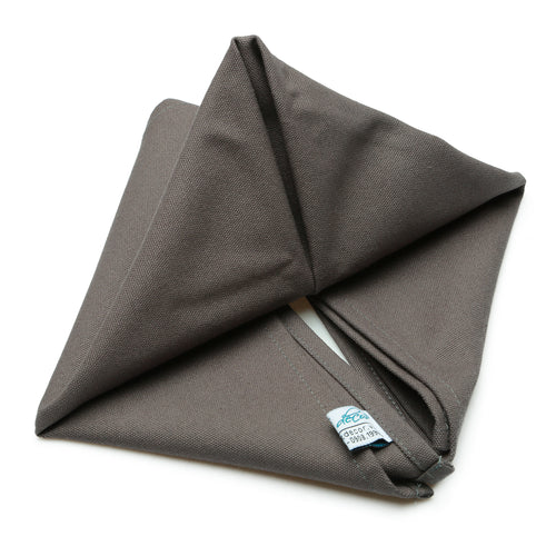 Vải Bố Soft Decor Dark Brown Canvas
