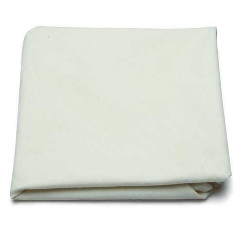 Vải Bố Soft Decor White Canvas