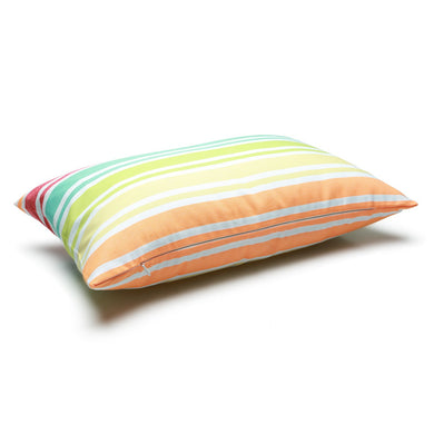 Gối Trang Trí Soft Decor 30 Orange Stripe Pattern