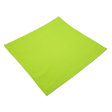 Vải Bố Soft Decor Green Canvas