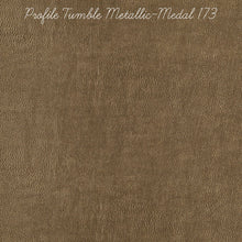 Vải Estelle Leather Craft - Profile Tumble Metallic