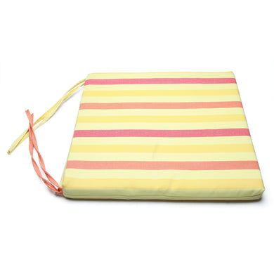 Yellow Stripe Fabric by the meters