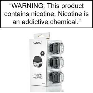 SMOK NORD X REPLACEMENT PODS  - Pack of 3