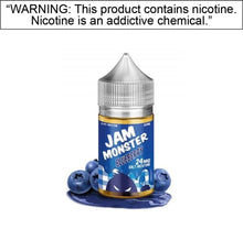 Load image into Gallery viewer, Jam Monster Salt E-Liquids - SuorinVape.Com