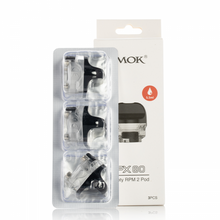 Load image into Gallery viewer, SMOK IPX80 REPLACMEND PODS - Pack of 3