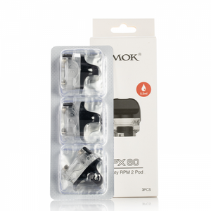 SMOK IPX80 REPLACMEND PODS - Pack of 3