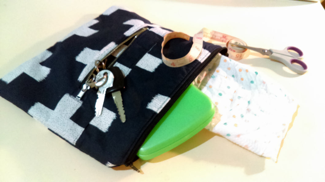 Wallet Nappy Handmade