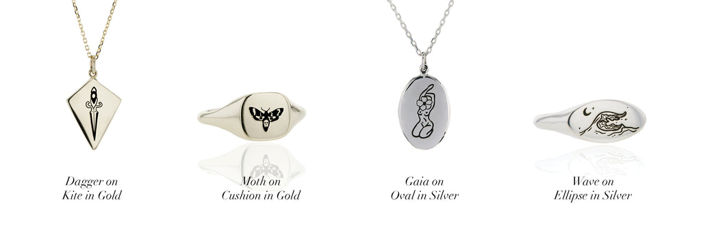 Oracle Signet Collection