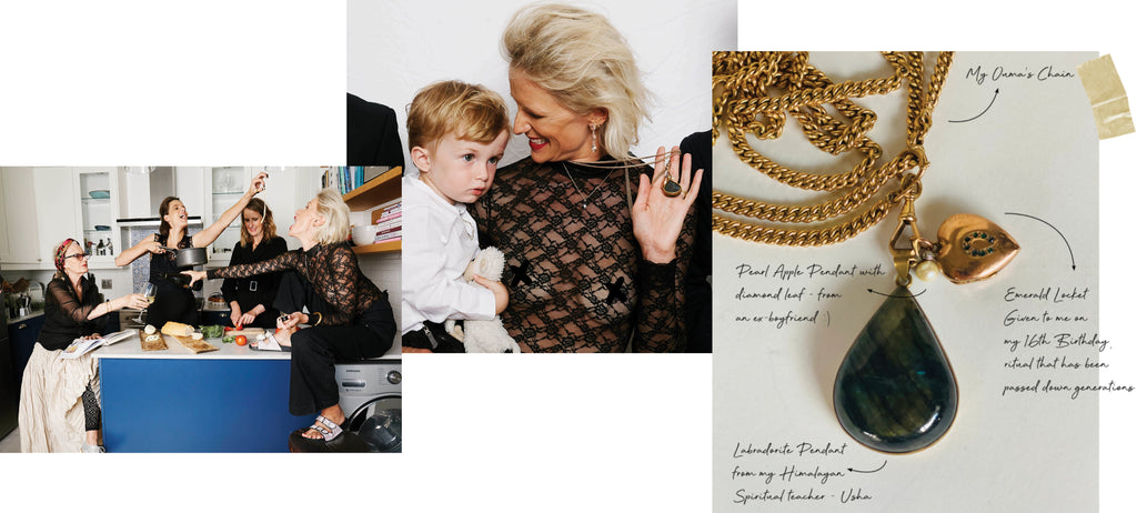 FAMILY AND JEWELLERY
