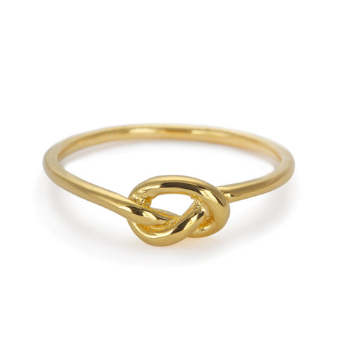 The Single Knot Ring