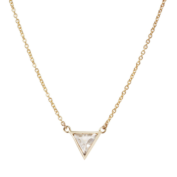 The Tri Diamond Necklace