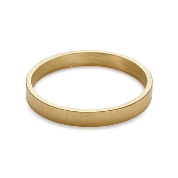 Tom - 2mm Gold Band
