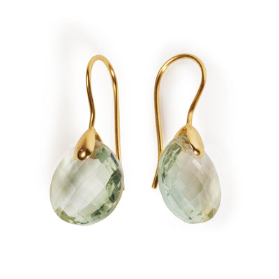 The Open Stone Earrings