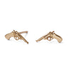 The Bang Bang Stud in 9kt Gold-Earrings-Black Betty Design